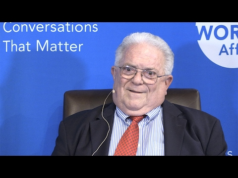 Interesting Times: A Conversation with Ambassador Chas Freeman