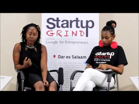 Carolyne Ekyarisiima on Startup Grind Dar