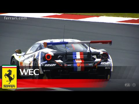 WEC - 6 Hours of Fuji: LMGTE AM Highlights