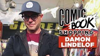 Watchmen's Damon Lindelof goes Comic Book Shopping