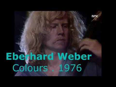 Eberhard Weber - Colours Quartet Live 1976