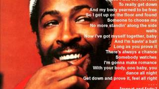 Marvin Gaye - Got to give it up(1977) - original FULL song HD Lyrics