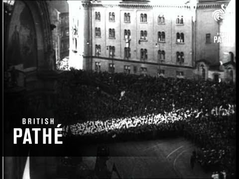 Czechs Elected New President Aka Funeral Of Gottwald (1953)