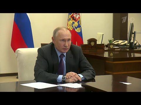 Россия готова договориться со странами ОПЕК и США по нефти.
