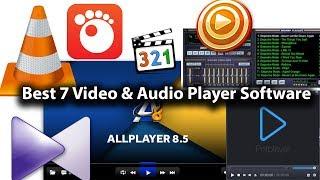 Best 7 Video & Audio Player Software 2019 screenshot 5