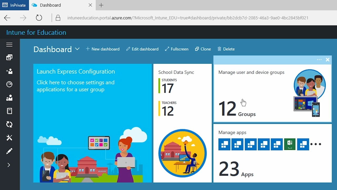 What is Intune for Education? | Microsoft Docs