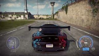 Need for Speed™ Heat Drift Zone Detention