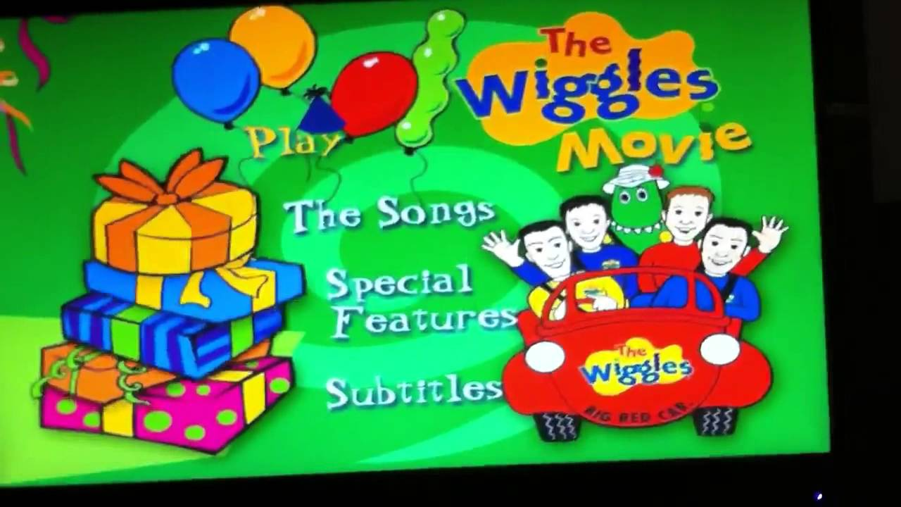 opening to the wiggles movie 1998 dvd   youtube