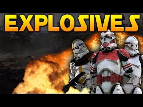 EXPLOSIVE SPAM - Is It Better? Star Wars Battlefront 2