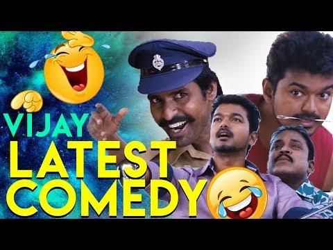Ilayathalapathy Vijay Comedy Compilations Part 1