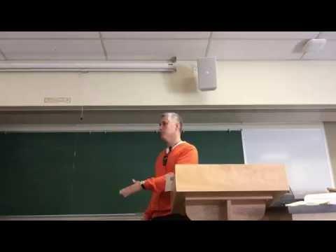 Lecture 7: Aboriginal Title - Delgamuukw