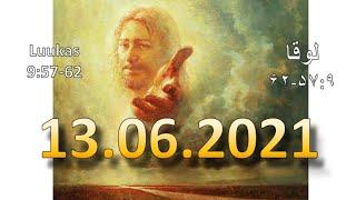 IEC Farsi Church Live Stream 13/06/2021 کلیسای فارسي