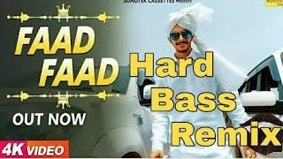 Faad Faad Gulzar Channiwala Full Hard Bass Remix🔥 🔥 Dj Akash Download mp3 Link in description