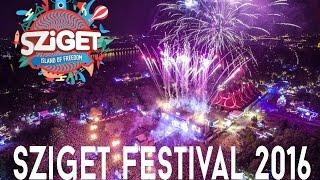 Sziget festival 2016 aftermovie!!!