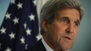 كيري: التحالف الدولي بالتعاون مع حلفائه طرد داعش من ثلث الاراضي التي يسيطر عليها