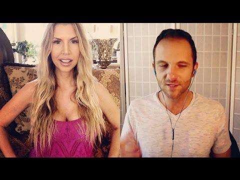 Andrea Cox interviews Interpersonal Relationship Expert - Coach Bryan Reeves - Love room (Part 1)