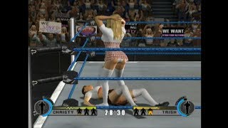 WWE Day of Reckoning 2-Random Bra n Panties Matches