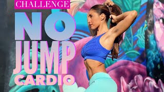 Low Impact Cardio For Weight Loss   Exercises Without Jumps 10 minutes