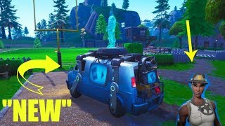 """NEW"" FORTNITE UPDATE! RECON EXPERT? NEW RESPAWN VAN GAMEPLAY / V-BUCK GIVEAWAY / #PrimalUprising"