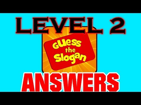Slogan Of Branding Top Company Level 2 - All Answers - Walkthrough