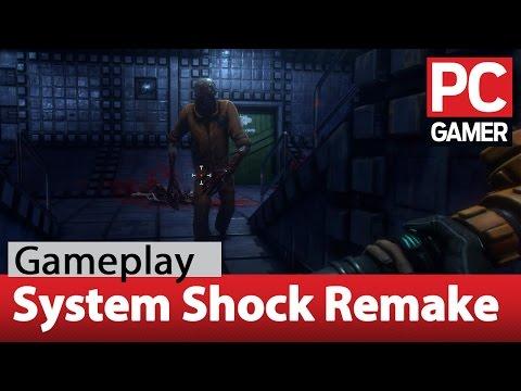 System Shock remake demo gameplay - 1440p at 60fps
