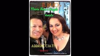 Abbracciati by Angelo Venuto and his daughter Maria Venuto.