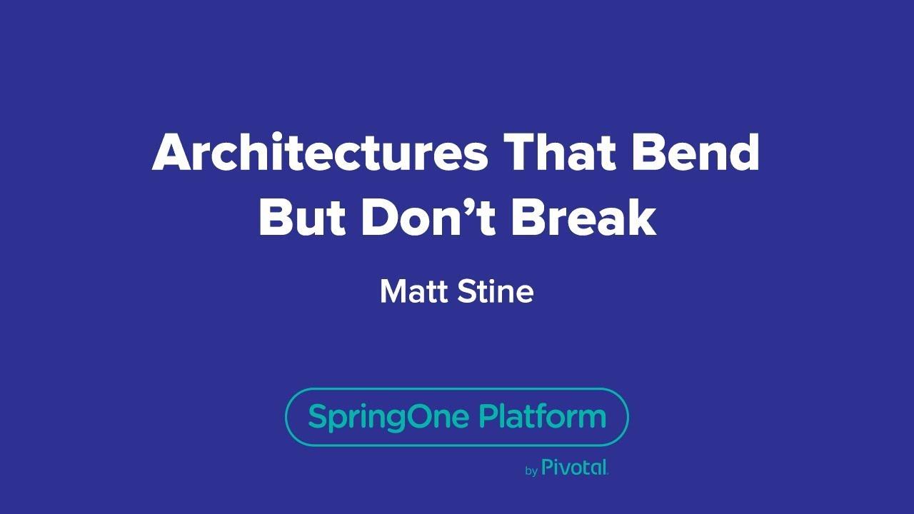 Matt Stine