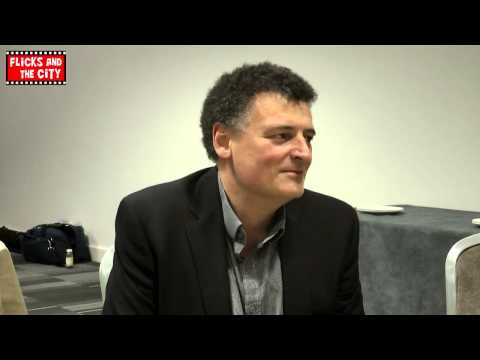 Doctor Who 50th Anniversary - Steven Moffat on Tom Baker & Classic Doctors