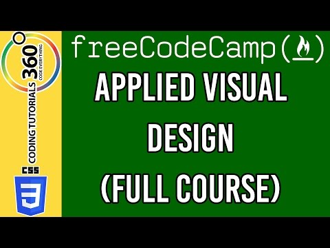 Applied Visual Design: Responsive Web Design Free Code Camp