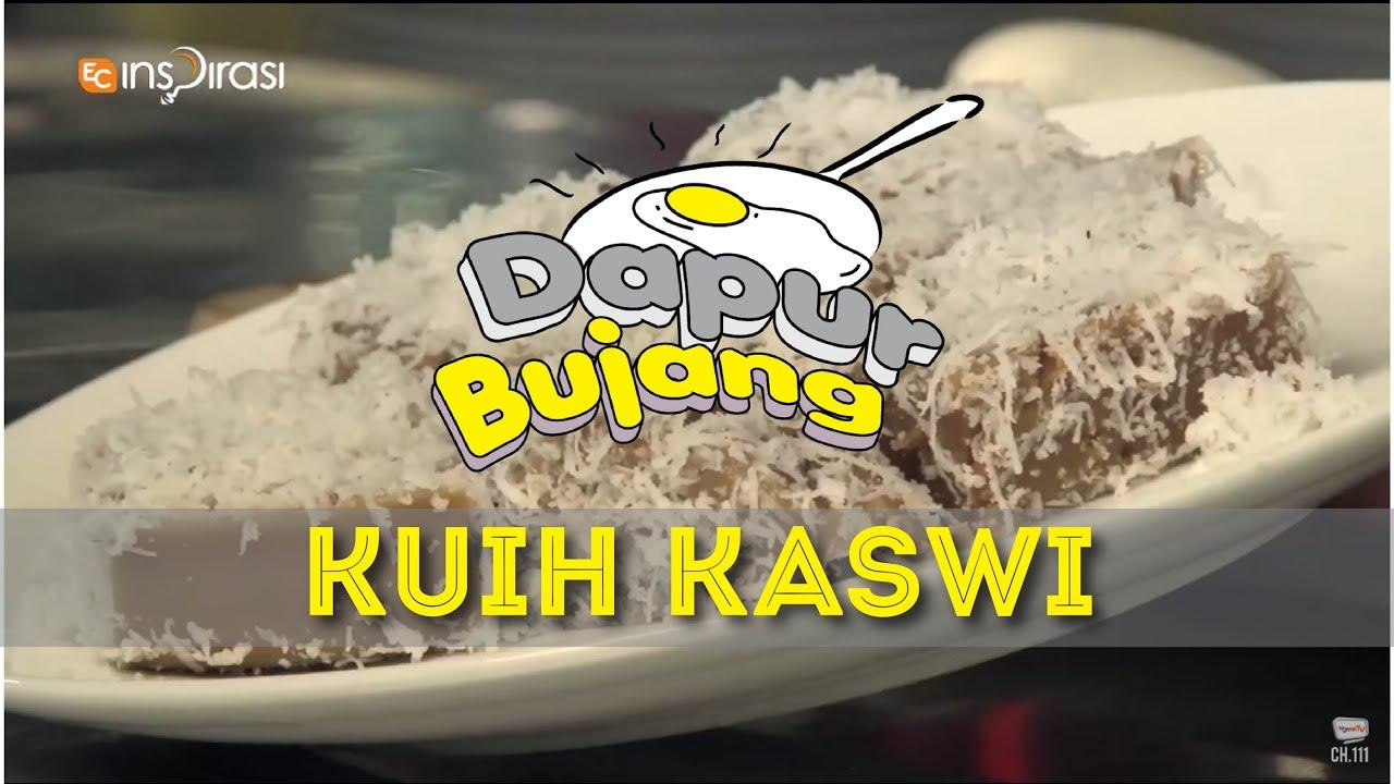 Dapurbujang Ramadan 2017 Kuih Kaswi