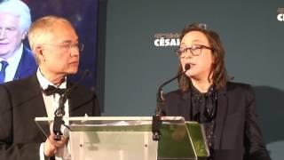 Cesar 2017  - Meilleure Adaptation - Ma vie de Courgette de Céline Sciamma