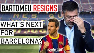 Bartomeu Resigns as President of Barcelona: All You Need to Know & What's Next?