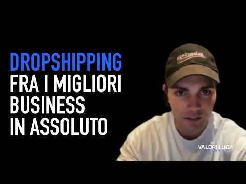 PERCHÈ ATTUALMENTE IL DROPSHIPPING È UNO DEI MIGLIORI BUSINESS IN ASSOLUTO