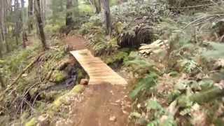 MTB Black Rock Falls City Oregon