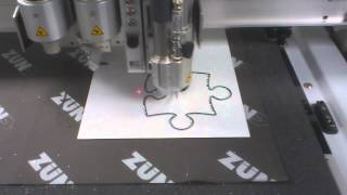 Zund G3 Digital Cutter