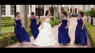 Большая свадьба в Доминикане - Русские ребята из Канады