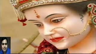 Sher pe sawar hoke aaja sheravaliye Sonu Nigam Karaoke by Rajesh Gupta