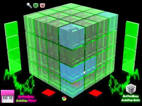 ButtonBass Dubstep Cube