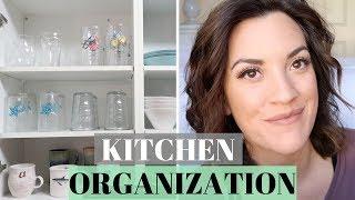 MINIMALIST KITCHEN | Organization