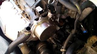 Пежо 308 замена термостата(Как поменять термостат на пежо 308 2008года выпуска., 2017-02-06T05:54:17.000Z)
