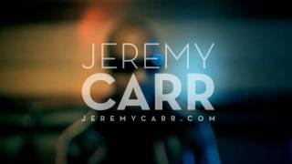 Jeremy Carr - Just One Breath (prod. by Mysto & Pizzi) out  on May 8th