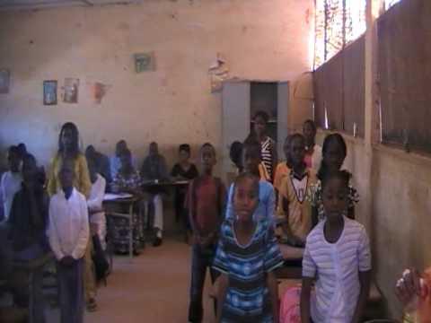 School, Senegal