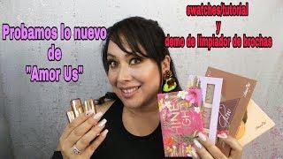 """Probando lanzamientos de """"Amorus"""""""