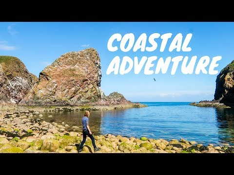 Explore Scotland | Bullers of Buchan Coastal Adventure (Aberdeenshire)