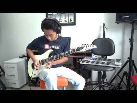 Pearl Jam A - Rodrigo Yukio Electric Guitar and Fingerstyle