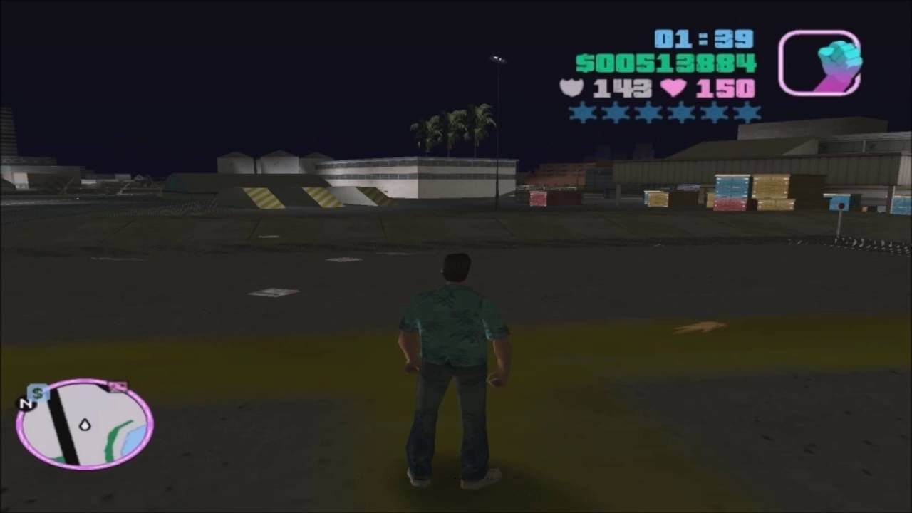 Grand Theft Auto Vice City - Hidden Package #88