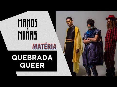 Quebrada Queer: o primeiro grupo de rappers LGBTQ+ da América Latina