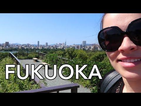 A DAY IN FUKUOKA
