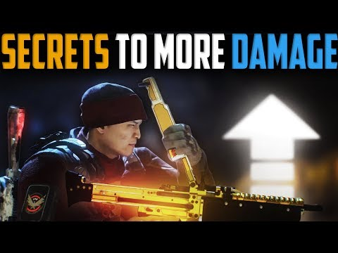 The Division | Guide to More/Higher Damage | Additive vs Multiplicative pt2