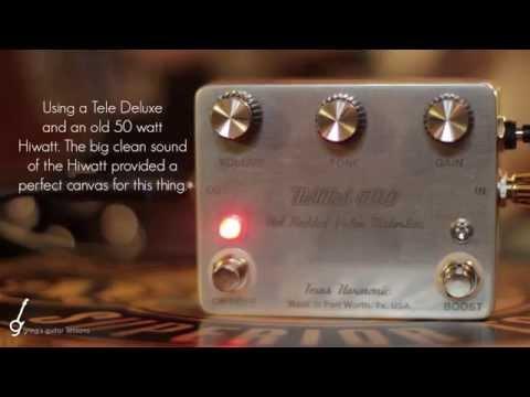 Texas Harmonic HotMod 800 (Marshall JMP/JCM Styled Pedal)